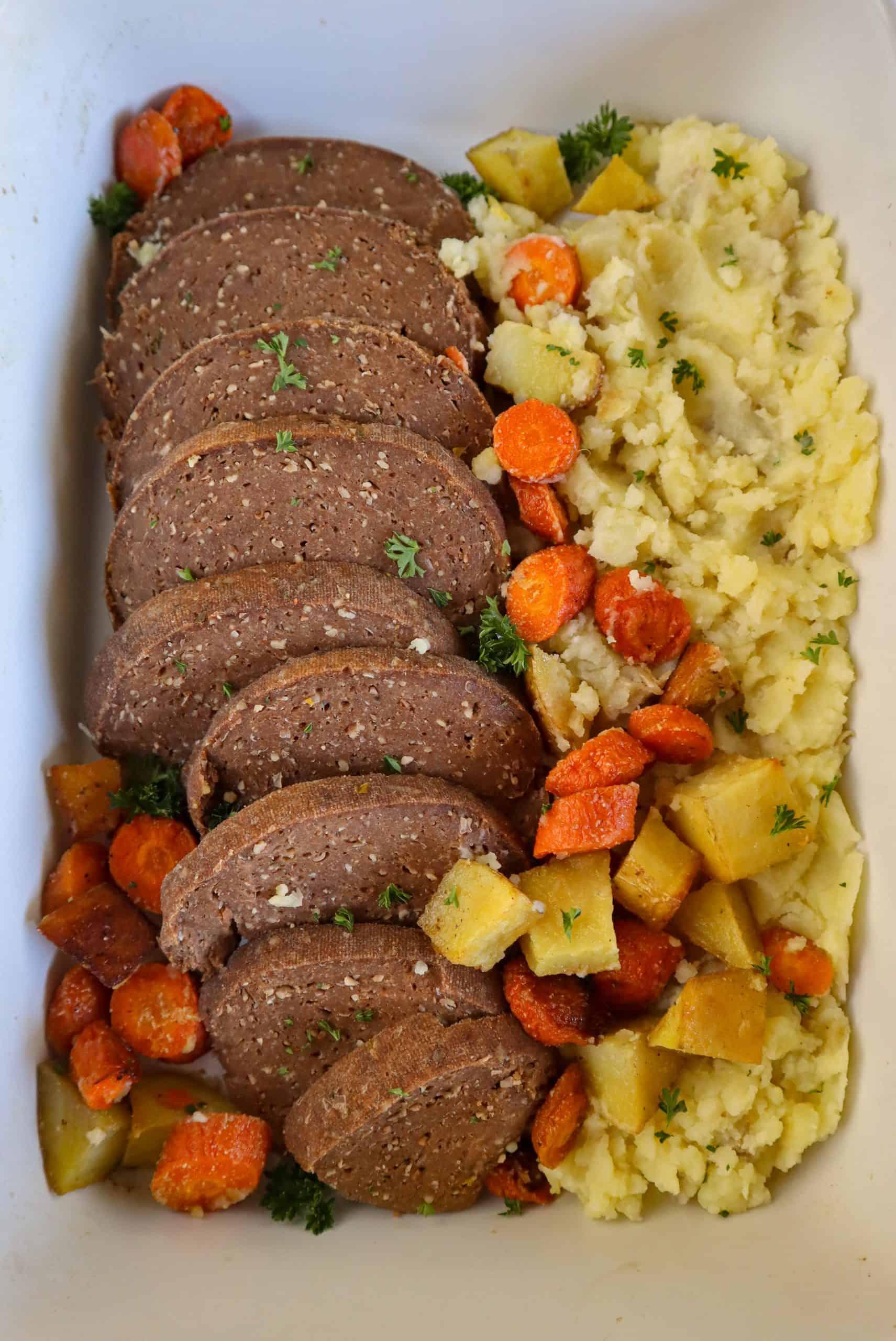 vegan roast recipe