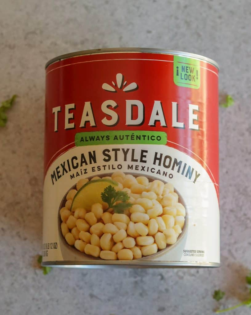mexican hominy